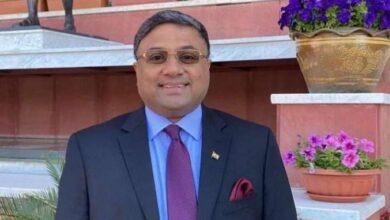 صورة السفير الهندي يدعو «ستينيي» جاليته المغادرين إلى مشاركة أفكارهم وخبراتهم