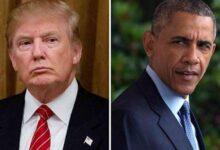صورة ماذا دار بين أوباما وترامب داخل السيارة يوم تنصيب الأخير رئيسا لأمريكا؟