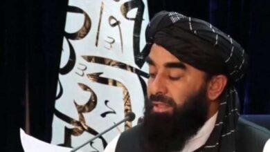 صورة «طالبان» تعلن تشكيل حكومة جديدة في أفغانستان