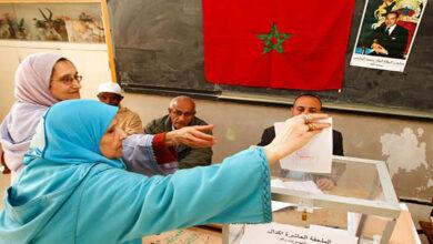 """صورة هزيمة قاسية لـ """"العدالة والتنمية"""" في الانتخابات المغربية"""