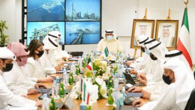 صورة وزير النفط لمجلس الوزراء: نسبة إنجاز مشروع مصفاة الزور 98,67 %