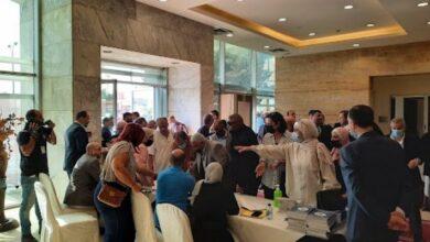 صورة لم يكتمل النصاب القانوني اليوم فتأجلت انتخابات الصحفيين الأردنيين