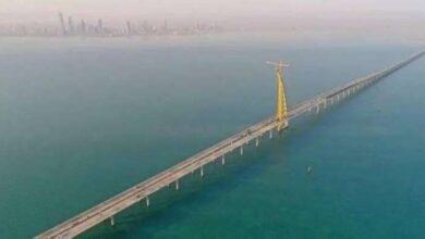 صورة محاول الانتحار من على جسر جابر مصري وجار إنعاشه