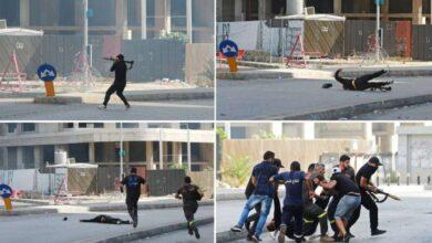 صورة لبنان…  «جولة حرب» مُرْعبة، سقط ضحيّتها ما لا يقلّ عن 6 قتلى و32 جريحاً،