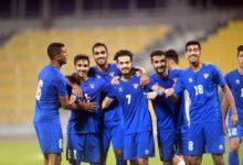 صورة «الأولمبي» هزم قطر ودياً