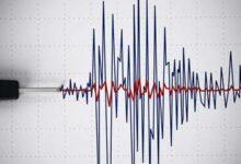 صورة زلزال بقوة 6 درجات يضرب القاهرة