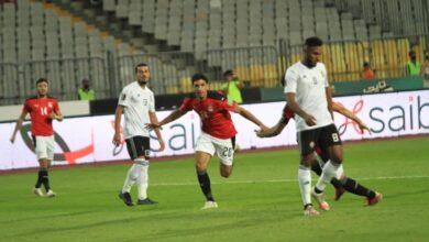 صورة مصر تفوز على ليبيا وتتصدر مجموعتها بتصفيات كأس العالم لأول مرة