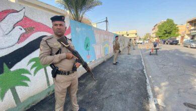 صورة انتخابات العراق: مليون عسكري ونازح وسجين باشروا الإدلاء بأصواتهم