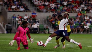 """صورة ثنائية """"بيبي"""" تقود أمريكا للفوز على جامايكا في تصفيات """"الكونكاكاف"""""""