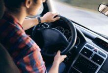 صورة يقود سيارته لمسافة كيلومترين فاقداً للوعي ثم يموت!!