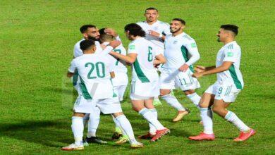 """صورة الجزائر تكتسح النيجر بـ """"سداسية"""" في تصفيات المونديال"""